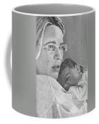 Tzurit And Mika Coffee Mug