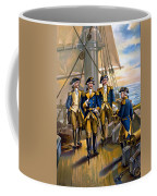 U S Navy Commander In Chief Of The Fleet Coffee Mug by The Werner Company