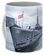 U S S Bowfin - Do Not Tread On Me Coffee Mug