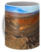 Ubehebe At Death Valley Coffee Mug