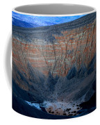 Ubehebe Crater Twilight Death Valley National Park Coffee Mug