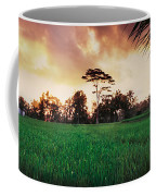 Ubud Rice Fields Coffee Mug