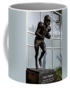 Uf Heisman Winner Tim Tebow  Coffee Mug by Lynn Palmer