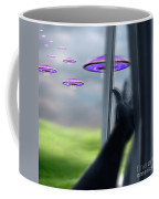 Ufos Coffee Mug