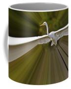 Ultimate Bender Egret Coffee Mug