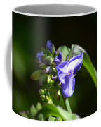 Ultra Violet Wildflower Coffee Mug