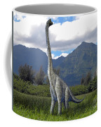 Ultrasaurus In Meadow Coffee Mug