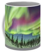Ultrawide Aurora 4 - Feb 21, 2015 Coffee Mug