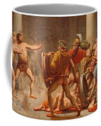 Ulysses Revenge On Penelopes Suitors Coffee Mug