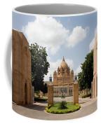 Umaid Bhawan Palace, India Coffee Mug
