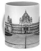 Umaid Bhawan Palace Monochrome Coffee Mug
