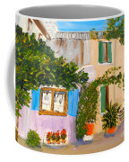 Umbera Courtyard Coffee Mug