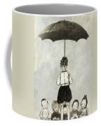 Umbrella Children Coffee Mug