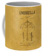 Umbrella Patent 1 Coffee Mug