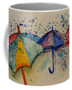 Umbrellas Coffee Mug