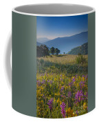 Umbria Wildflowers Coffee Mug