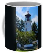 Umpqua River Lighthouse Coffee Mug