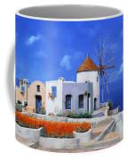 un mulino in Grecia Coffee Mug