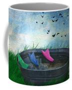 Uncharted Waters Coffee Mug