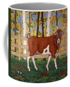 Uncle Billy's Goat Coffee Mug
