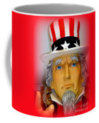 Uncle Sam Wants You Coffee Mug