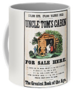 Uncle Tom's Cabin, C1860 Coffee Mug