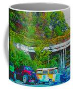 Uncle Tom's Toybox Coffee Mug