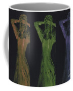 Undead X 3 Coffee Mug