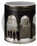 Under Bethesda Terrace Coffee Mug