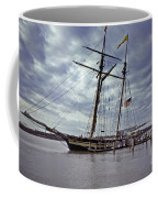 Under Cloudy Skies Coffee Mug