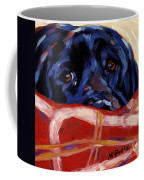 Under Cover Coffee Mug by Molly Poole