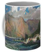 Under Heaven Of Montenegro Coffee Mug
