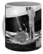 Under Pass Bw Iv Coffee Mug