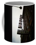 Under Regent Hotel  Coffee Mug