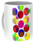 Under The Blanket Of Colors Coffee Mug