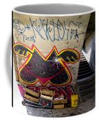 Under The Bridge In Sao Paulo Coffee Mug