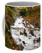 Under The Bridge Coffee Mug by Mike  Dawson