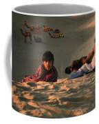 Under The Desert Sky.. Coffee Mug