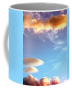 Under The Desert Sky Palm Springs Coffee Mug