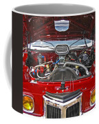 Under The Hood Coffee Mug