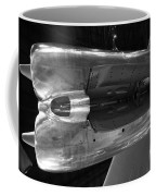 Under The Jet Engine Coffee Mug