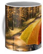 Under The Rain Coffee Mug