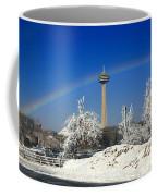 Under The Rainbow Coffee Mug