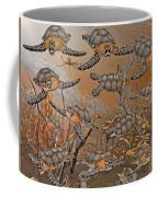 Under The Red Sea II Coffee Mug