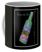 Under The Sea Message In A Bottle Coffee Mug by Betsy Knapp
