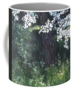 Under The Shade Of The Almond Blossom Coffee Mug