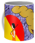 Under The Shelter Of Your Love Coffee Mug by Patrick J Murphy