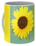 Under The Sunflower's Spell Coffee Mug