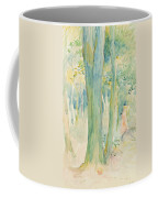 Under The Trees In The Wood Coffee Mug