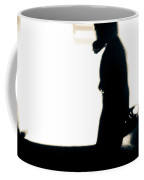 Underground Coffee Mug by Bob Orsillo